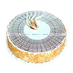 Butter Scotch Cake - 2 lbs.
