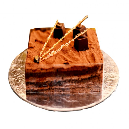 Classic Chocolate Hazelnut Cake - 2 lbs.