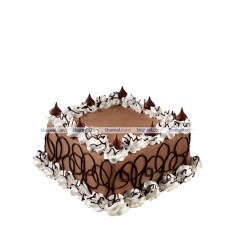 Chocolate Cream Cake- 1 lbs.