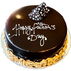 Father's Day Special Mexican Chocolate Cake -2 lbs.