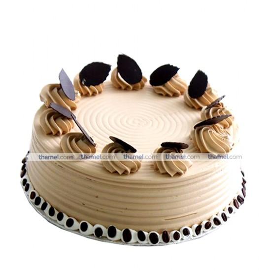 Mocha Cake- 2 lbs.