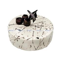 White Chocolate Cake - 2 lbs.
