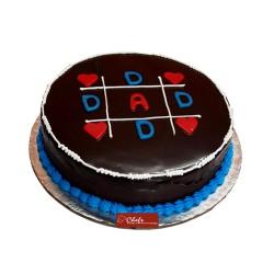 Dark Chocolate Cake -2 lbs.