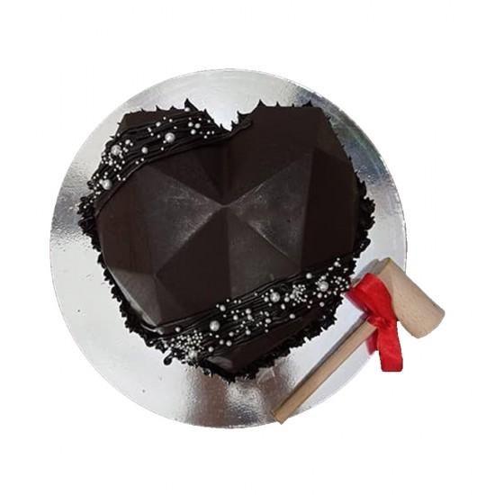 Chocolate Pinata Cake
