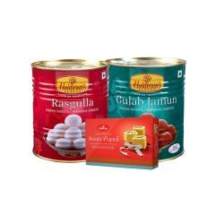 Haldiram's Sweets Combo