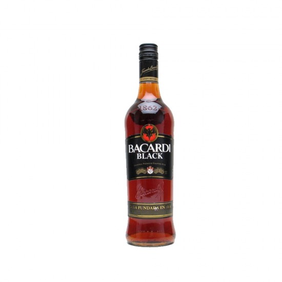 Bacardi Black 750ML
