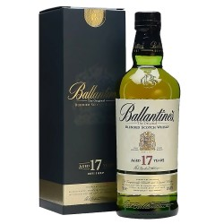 Ballantine's 17 Year Old Blended Scotch Whisky -750 ml