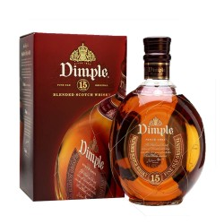 Dimple Deluxe Blended Scotch 15 Year Old -1 Litre