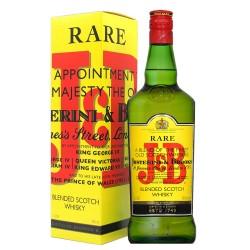 J&B Rare Blended Scotch Whisky - 1litre