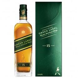 Johnnie Walker Green Blended Scotch Whisky-1 litre