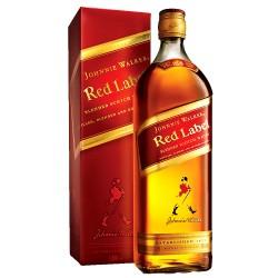 Johnnie Walker Red Label Blended Scotch Whisky-1 litre