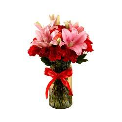 Fancy Floral Vase