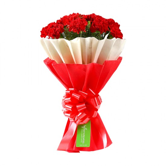Lovely Red Bunch