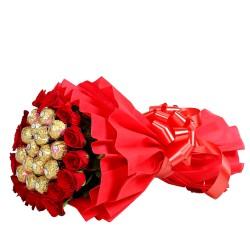 Premium Chocolates Bouquet