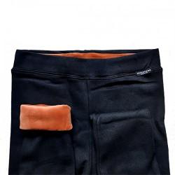 Black leggings with Fur