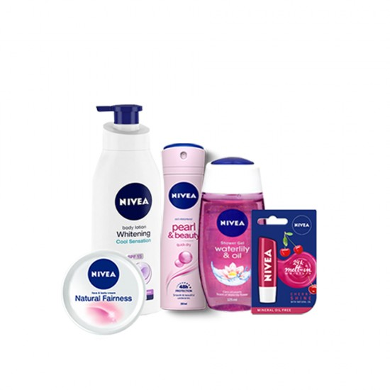 Nivea Personal Care Giftset For Her