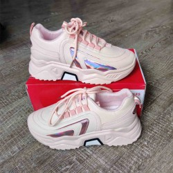 Peach Casual Sneaker