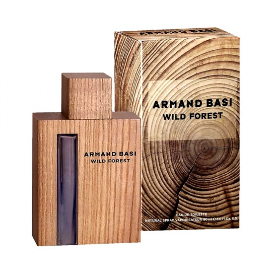 Armand Basi Wild Forest  EDT- 100 ml for Men