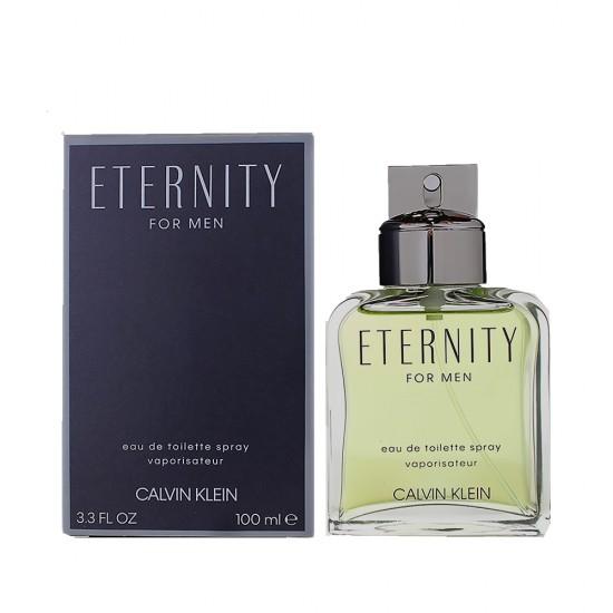 Calvin klein Eternity EDT- 100 ml for Men