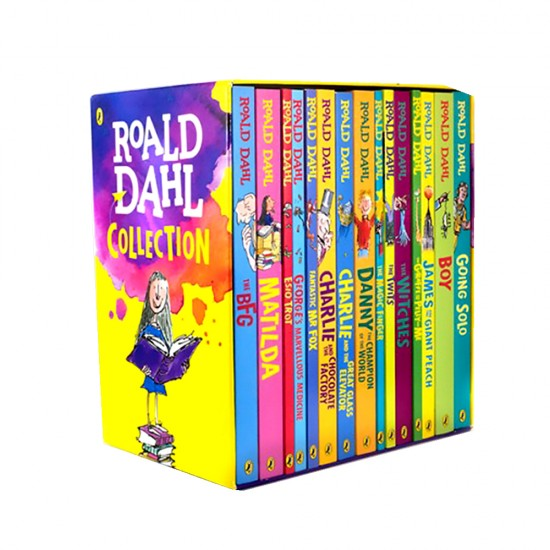 Roald Dahl Collection- 5 Books