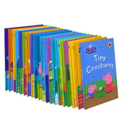 Peppa Pig Bedtime Box of Books 20 Stories Ladybird Collection Box Set