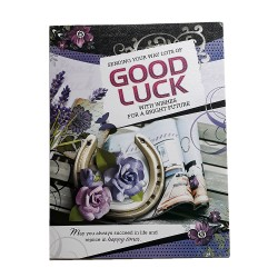 Sending Your Way Lots of Good Luck With Wishes for Bright Future