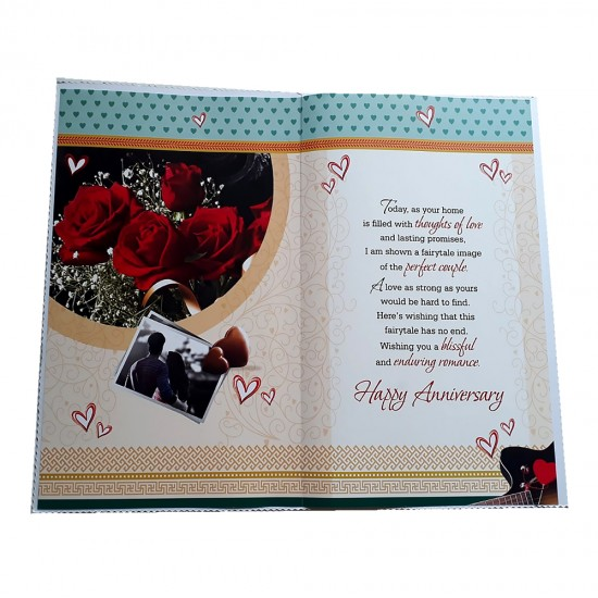 Loving Wishes For your Anniversary together forever in love