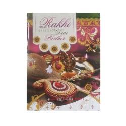Rakhi Greetings  Dear Brother