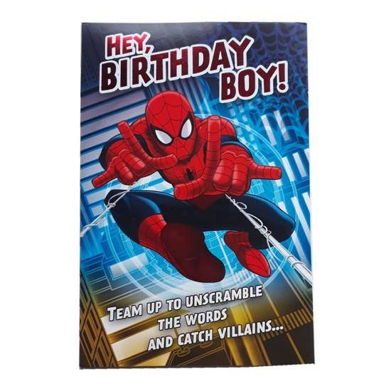 Hey, Birthday Boy