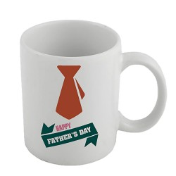 Happy Father's Day Colored Mug