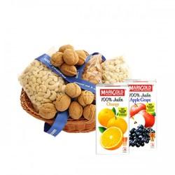 2kg Dry Fruits and Sugarfee Juice