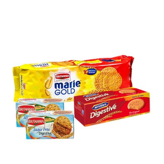 Healthy Biscuits Assortment
