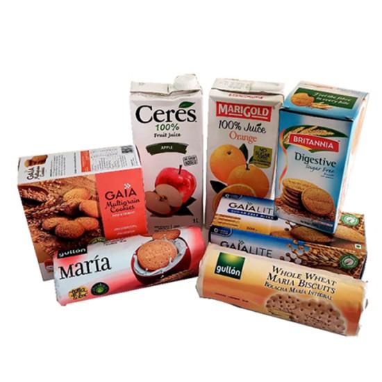 Healthy Snacks Basket