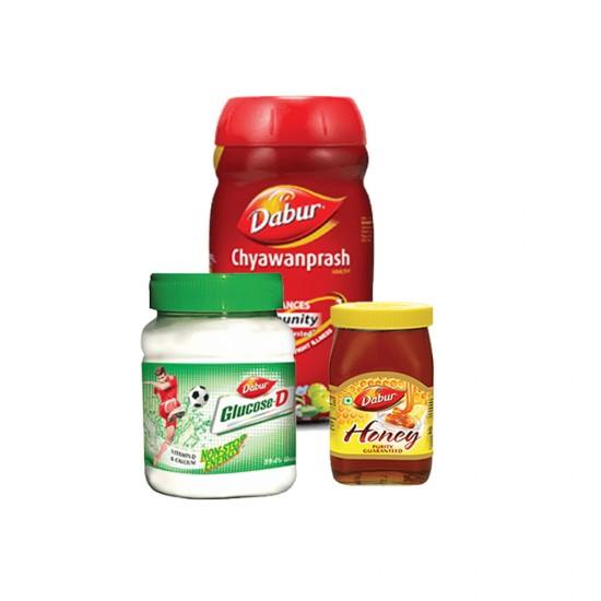 Dabur Goodness -3 items