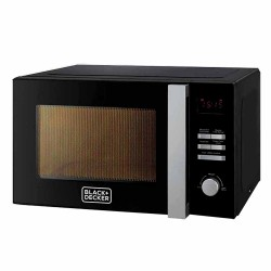 Black and Decker 28 Litre Microwave Oven with Grill