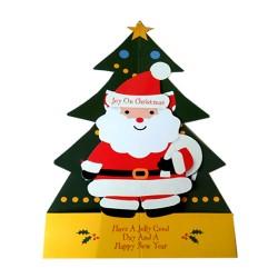 "Christmas ""Santa"" Card"