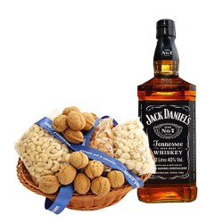 2 kg Dry Fruits Basket with Whisky