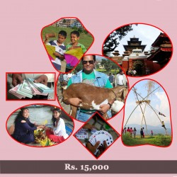 Dashain Special Gift Certifiacte of Rs.15,000