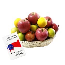 3kg Fruits Basket & a Card