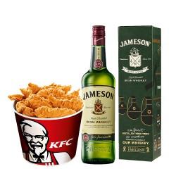 KFC with  Jameson Irish Whisky - 1 litre