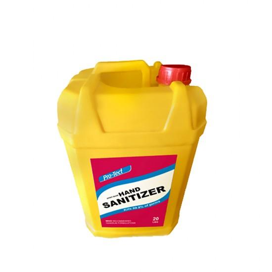 Pro-Tect Hand Sanitizer - 20 ltr