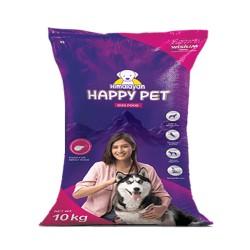 Happy Pet Dog Food Super Bag -10Kg