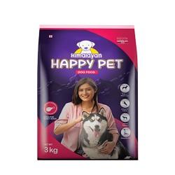 Happy Pet Dog Food - 3 Kg Pack