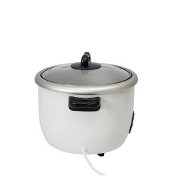 Black & Decker 1.8 Ltr Rice Cooker with Glass Lid – RC1850-B5