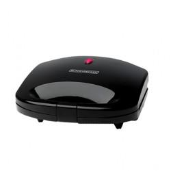 Black+ Decker 2 Slice Sandwich Maker 600W(TS1000)