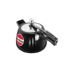 Hawkins Contura Black Pressure Cooker- 4 L