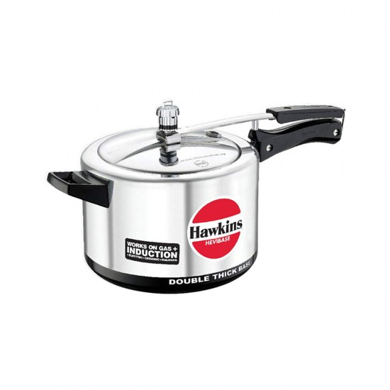 Hawkins Hevibase Pressure Cooker 5 Litre: IH50
