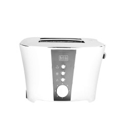 Black+Decker - 2 Slice Cool Touch Toaster (Et122)