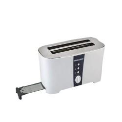 Black & Decker - 4 Slice Long Cool Touch Toaster (ET124)