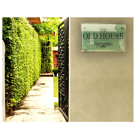 Lunch/Dining Certificate at The Old House Restaurant